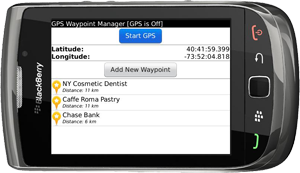 how to clear waypoints tomtom