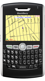 Spot for BlackBerry® animation